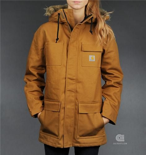 79ff78400d8 Carhartt Womens Siberian Parka Caliroots.Com – Fashion Favor Trends