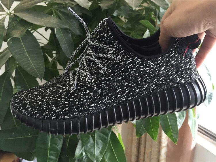 New 100% authentic adidas Yeezy 350 boost pirate black ds