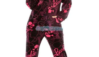 b0f95d1bc DROP SEAT HOODED FOOTED PAJAMAS – All attitude all night. Features ...