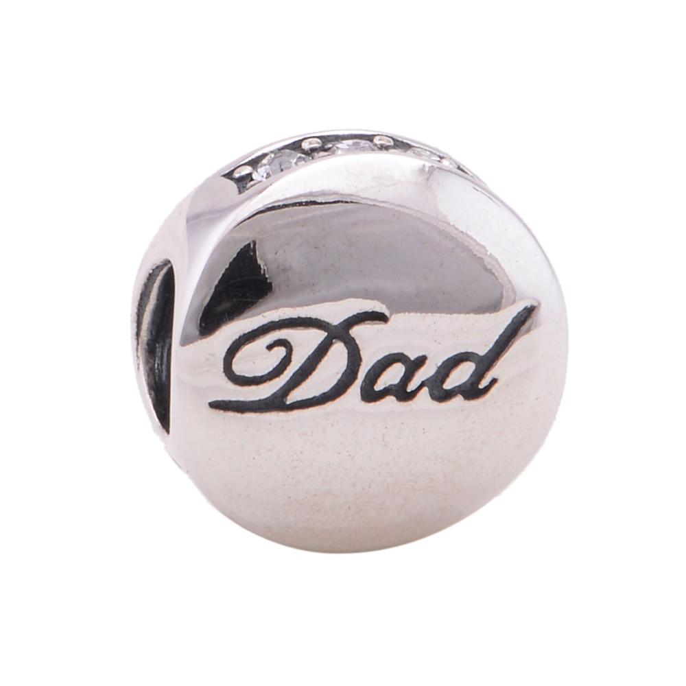 pandora charm dad 2016