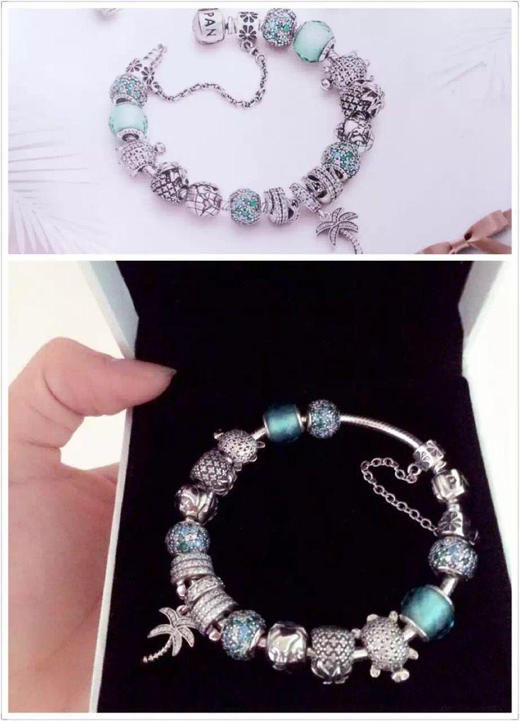 50 Off 379 Pandora Charm Bracelet Hot Sale Sku Cb01065 Pandora Bracelet Ideas Fashion Favor Trends